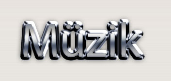 Chrome-Text-Effect-Muzik